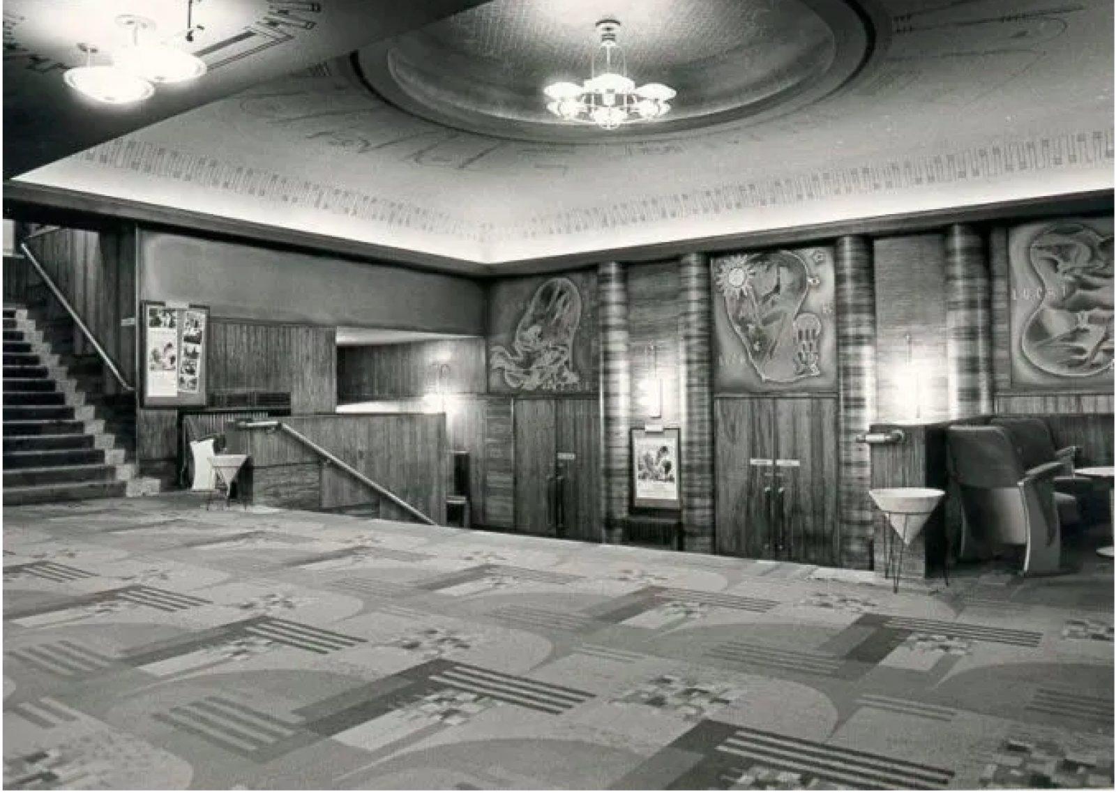 Passagetheater Schiedams Archief
