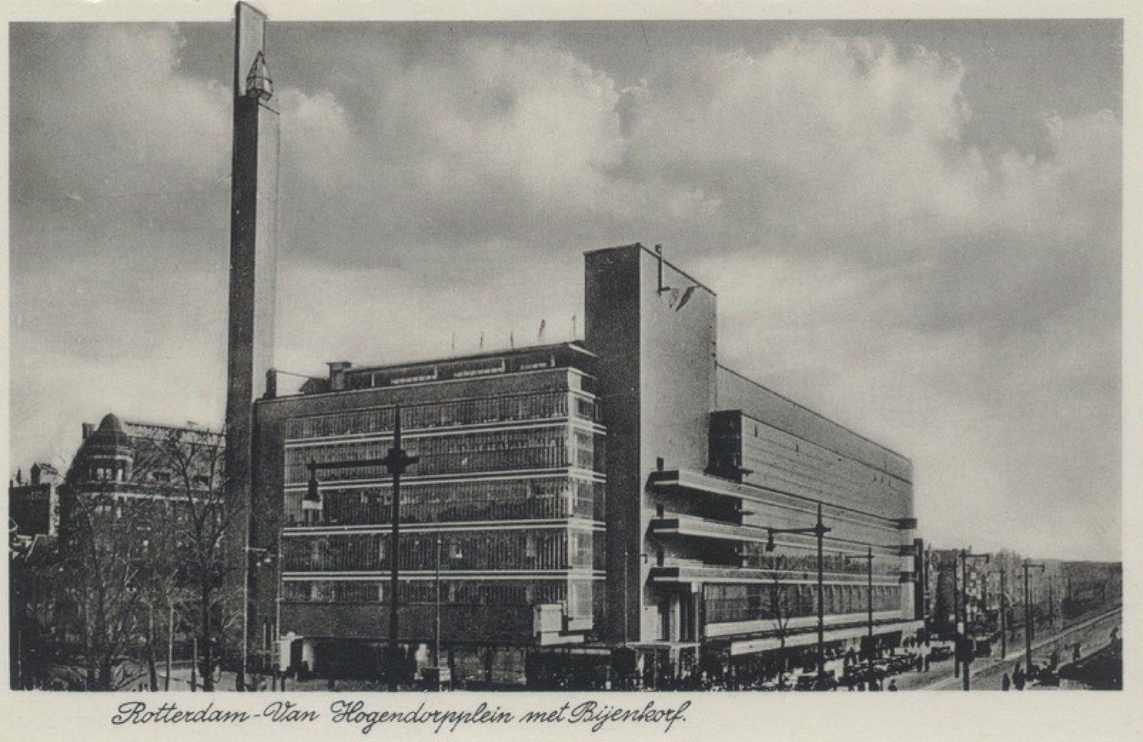 1938 Bijenkorf PB NL Rt SA 4029 PBK 6189 011