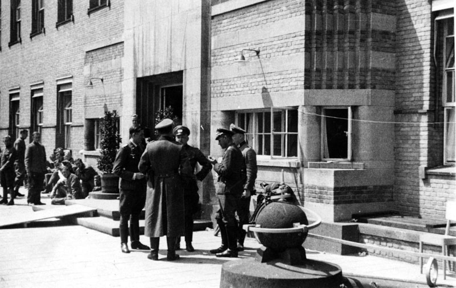 1940 Zuiderziekenhuis bezet NL Rt SA 4100 2005 1598 01