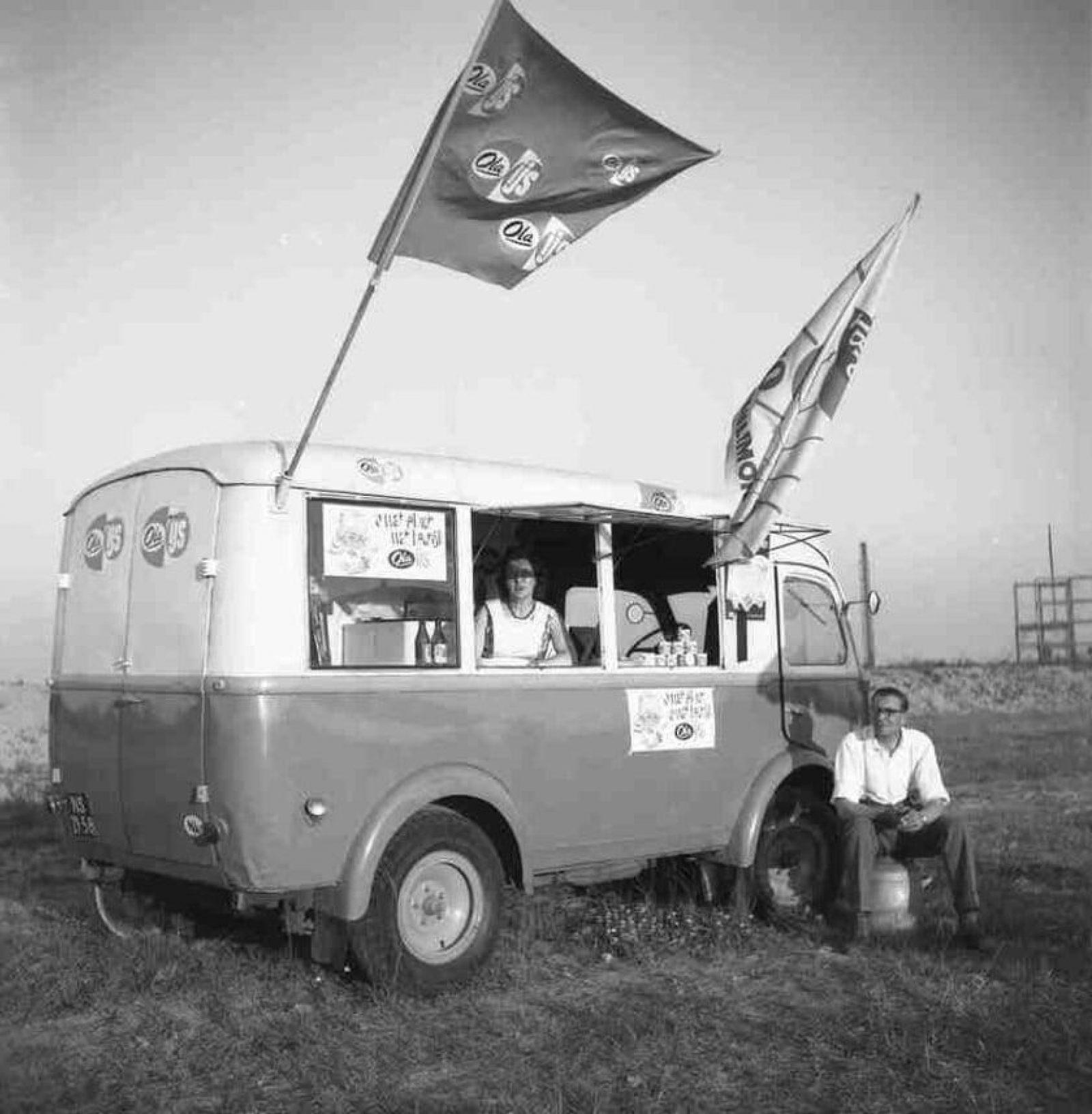 1958 Botlek H Tjebbes Stadsarchief Rotterdam