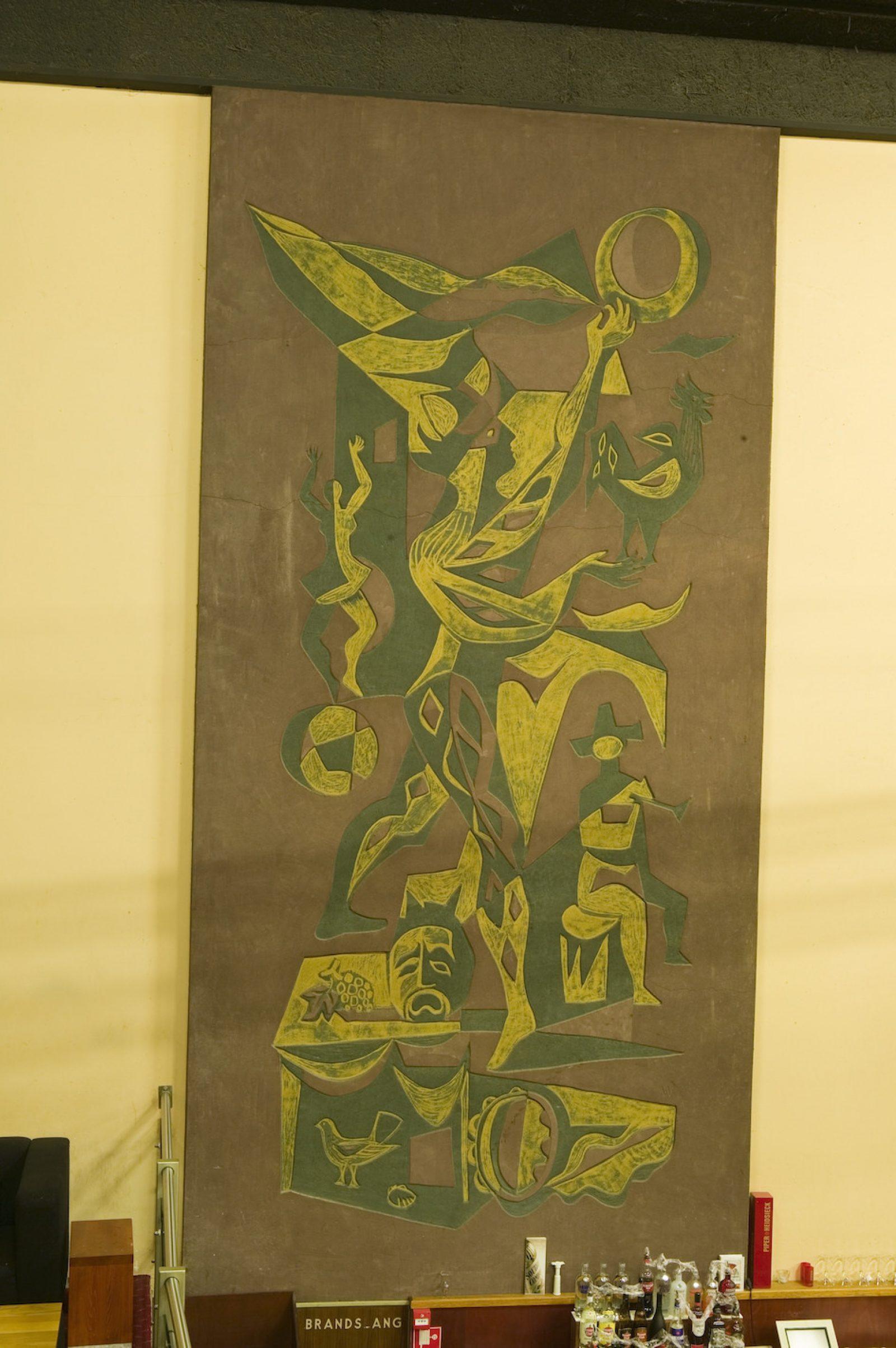 2007 Thalia schilderij Kris Roderburg 526478