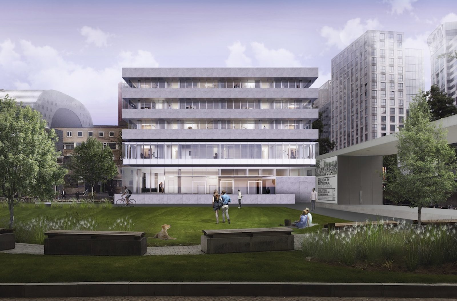 2020 Galeries Modernes Render Boelens de Gruijter