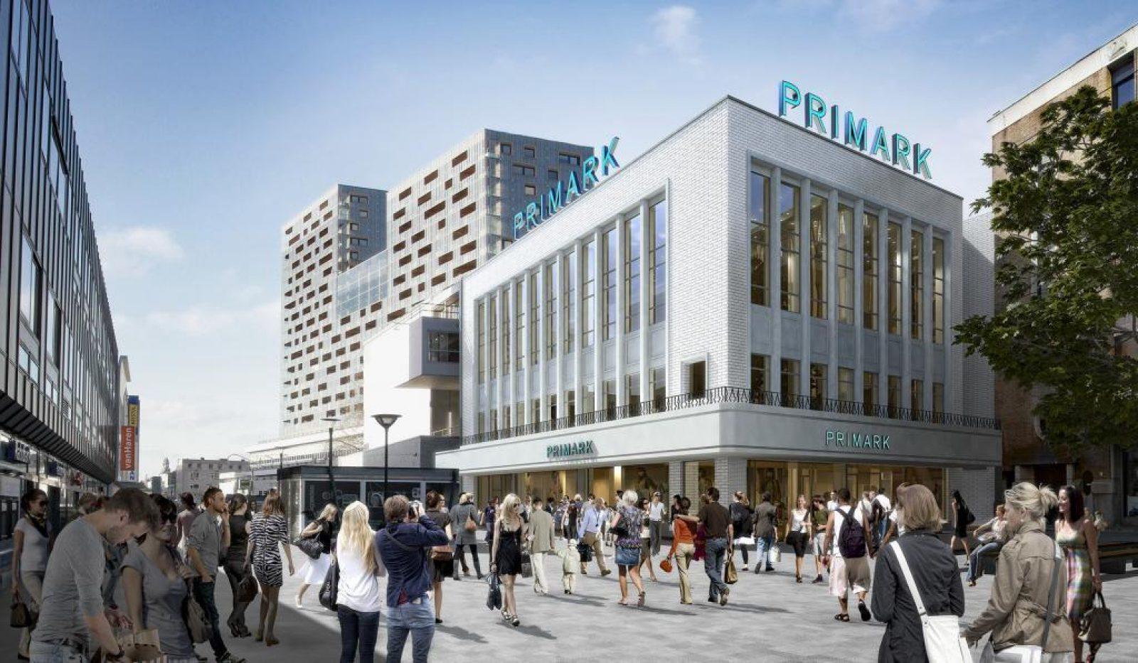 2020 impressie Jungerhans Primark Forum Rotterdam 04