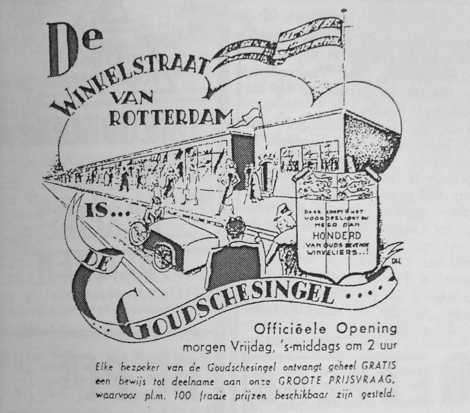 Noodwinkels goudsesingel 19 12 1940