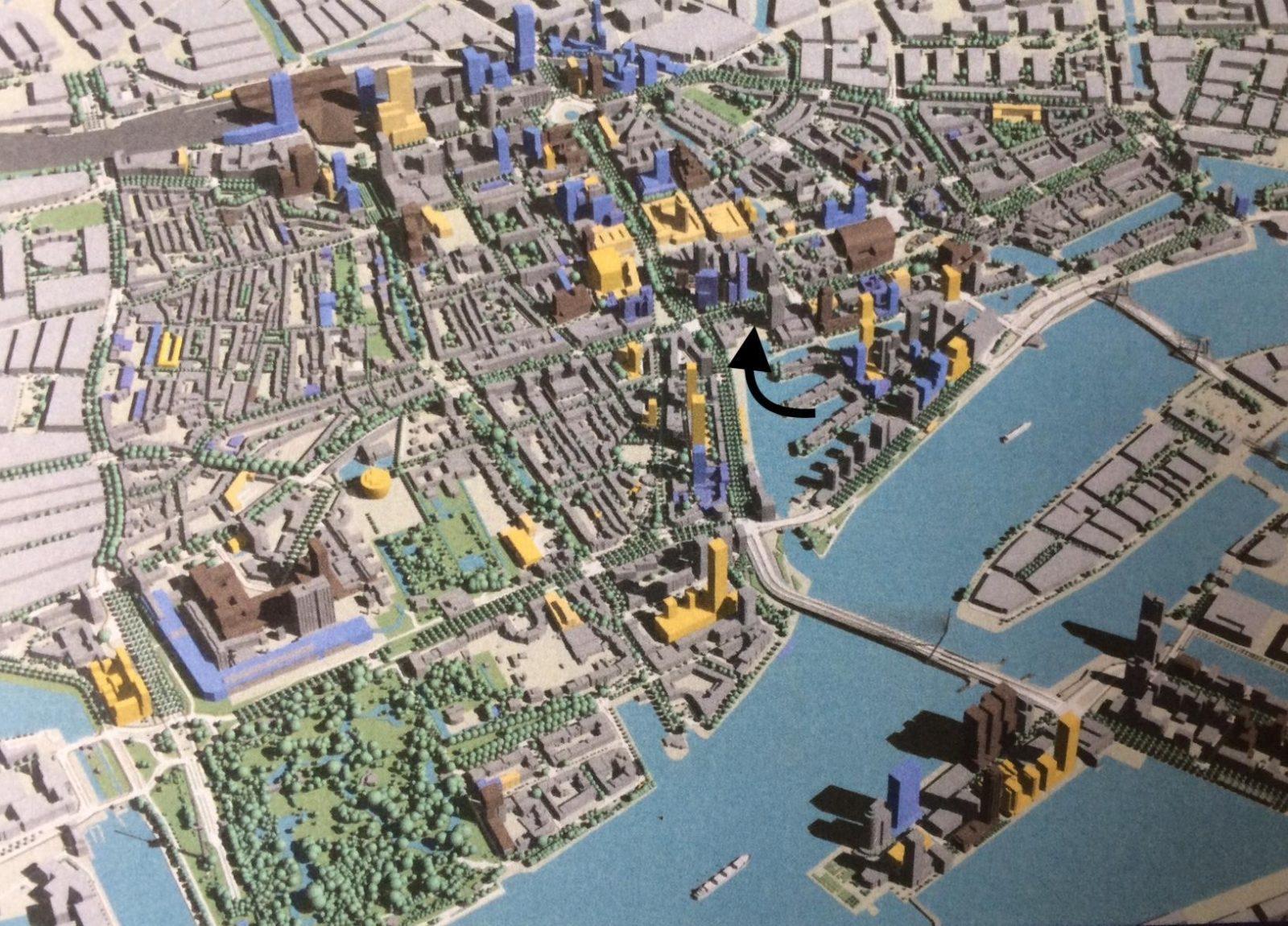 Jv Teeffelen Kaart Ruimte en Wonen Stadsontwikkeling 2017