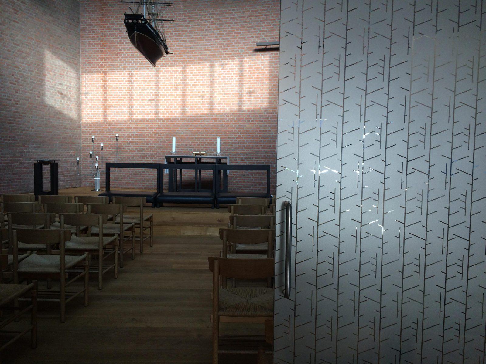 Deense kerk zaal 2019