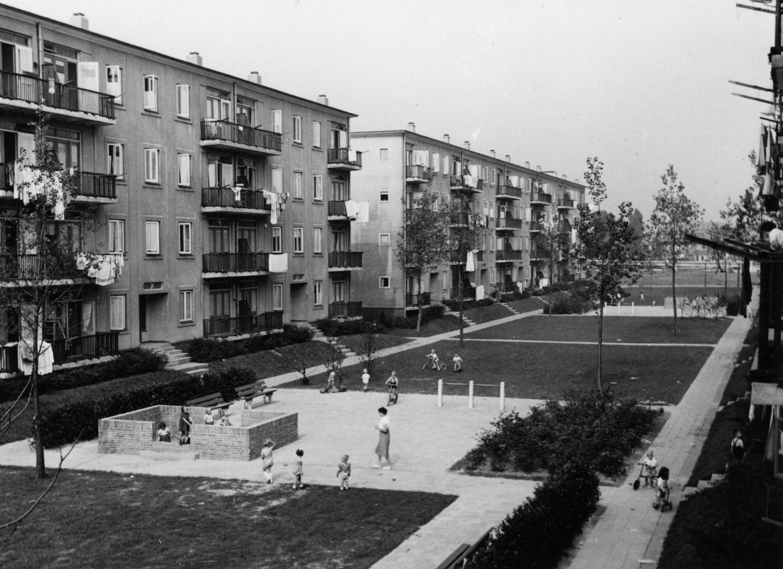 58 woonpad Kleinpolder 1951
