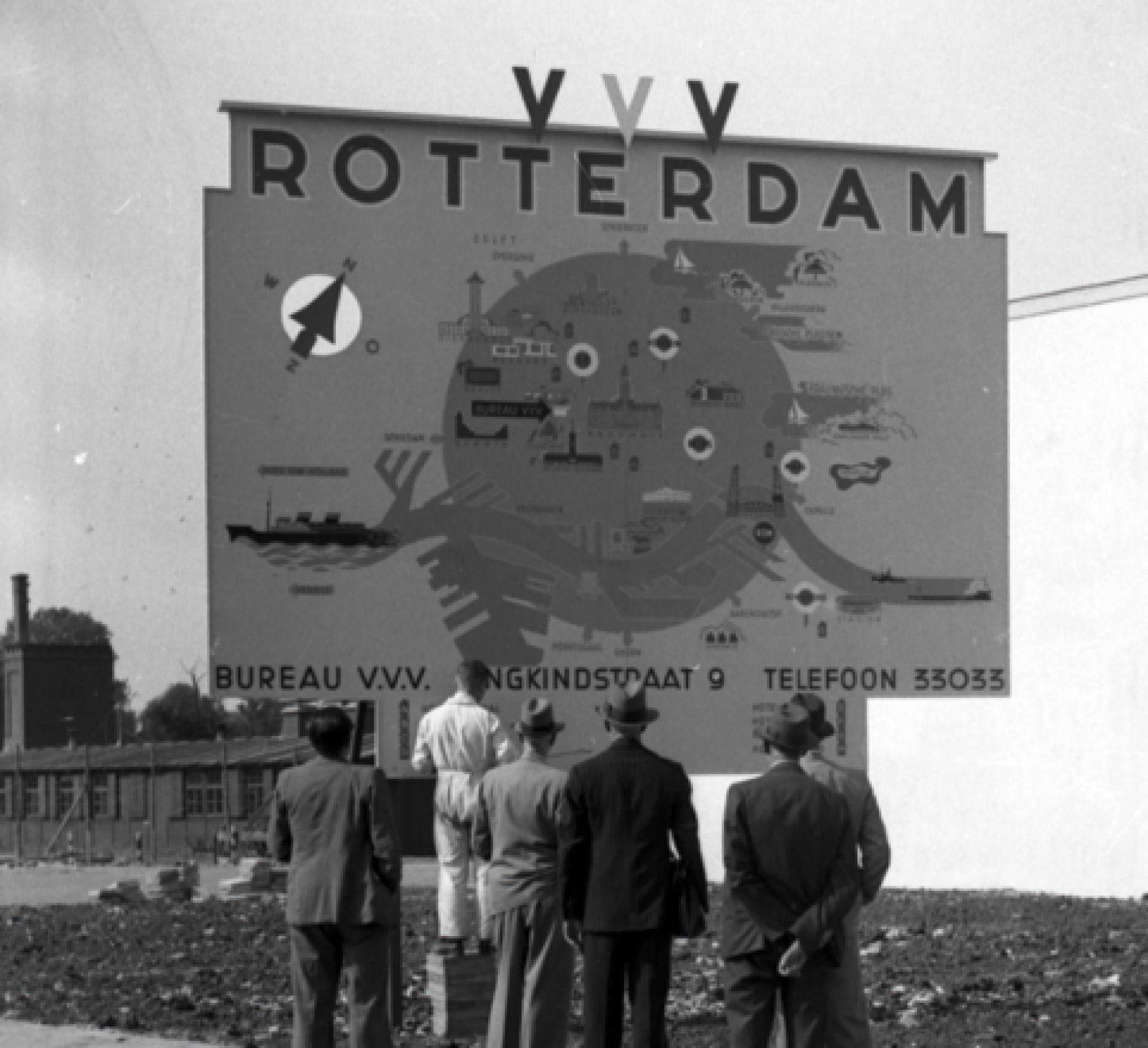1945 vvv rotterdam