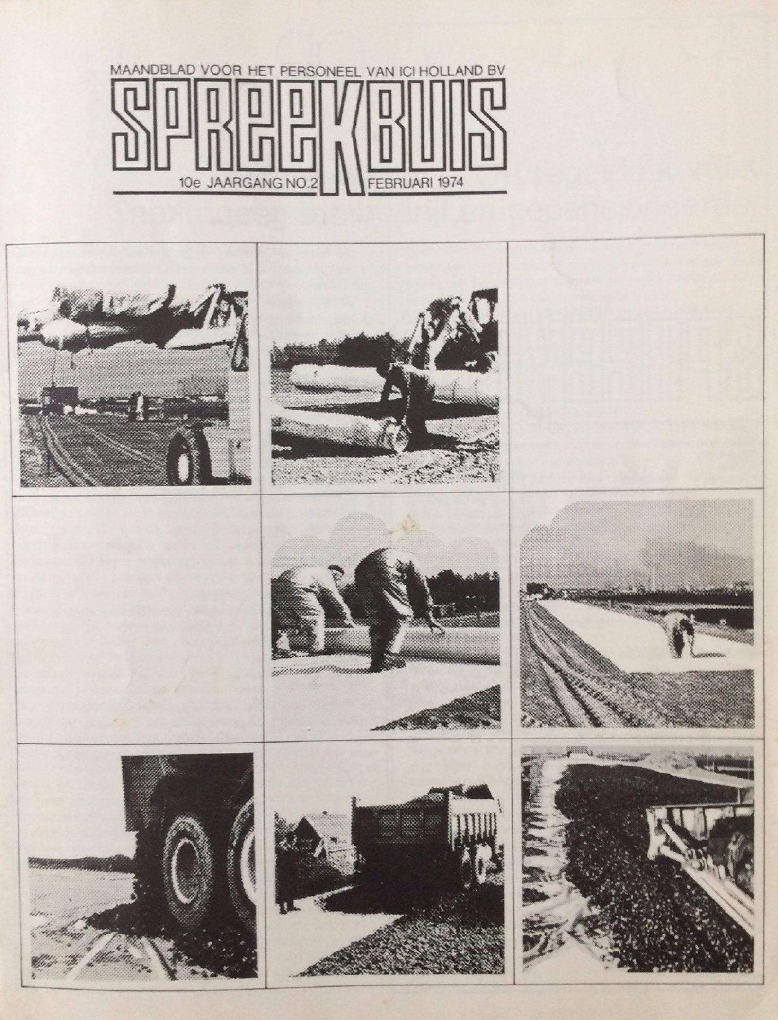 Spreekbuis 1974