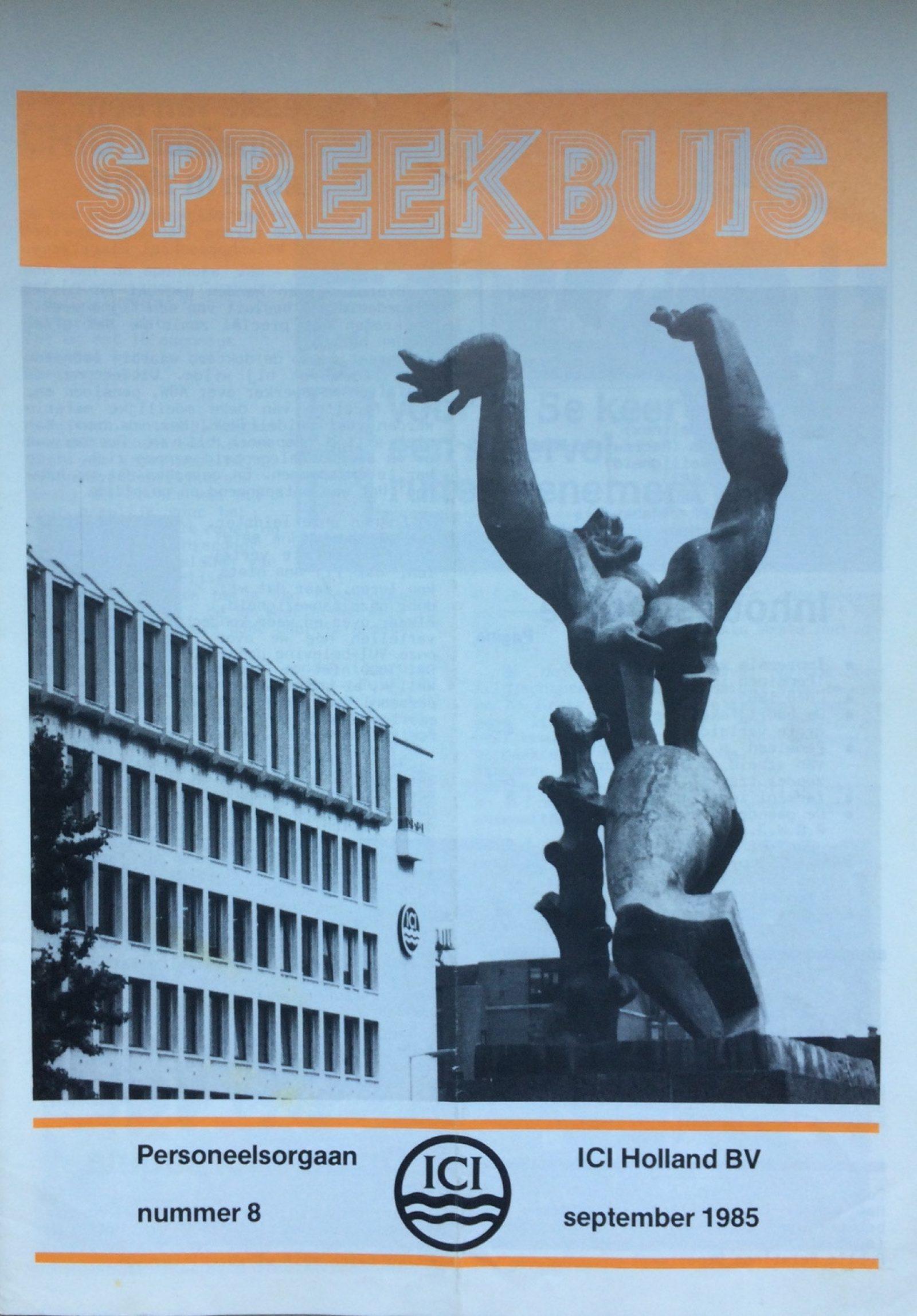 Spreekbuis 1985
