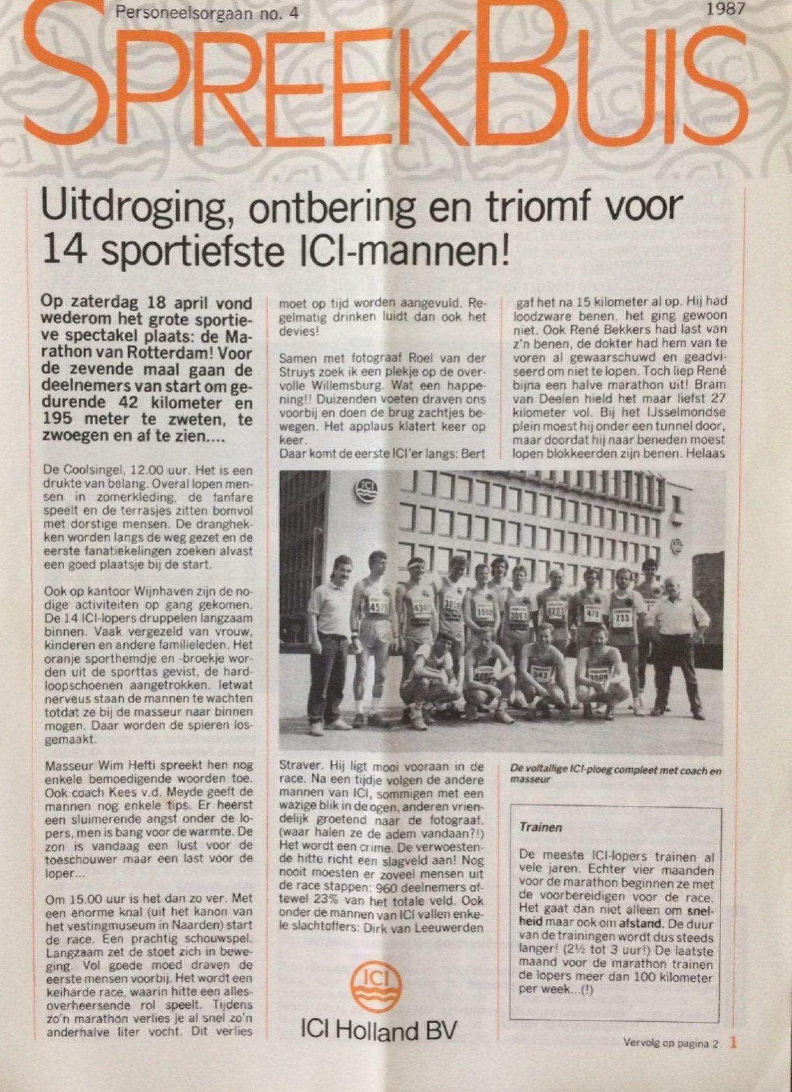 Spreekbuis 1987