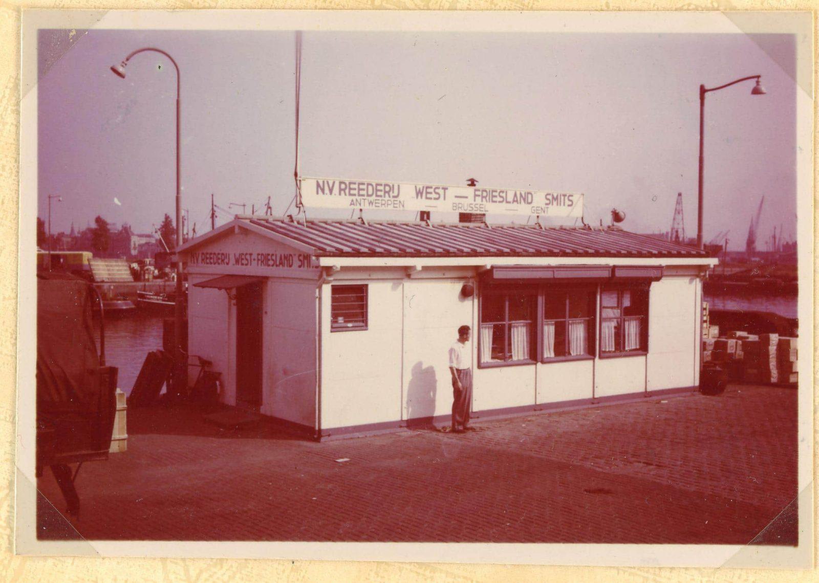 Barmentlo album kantoor Westfriesland kade