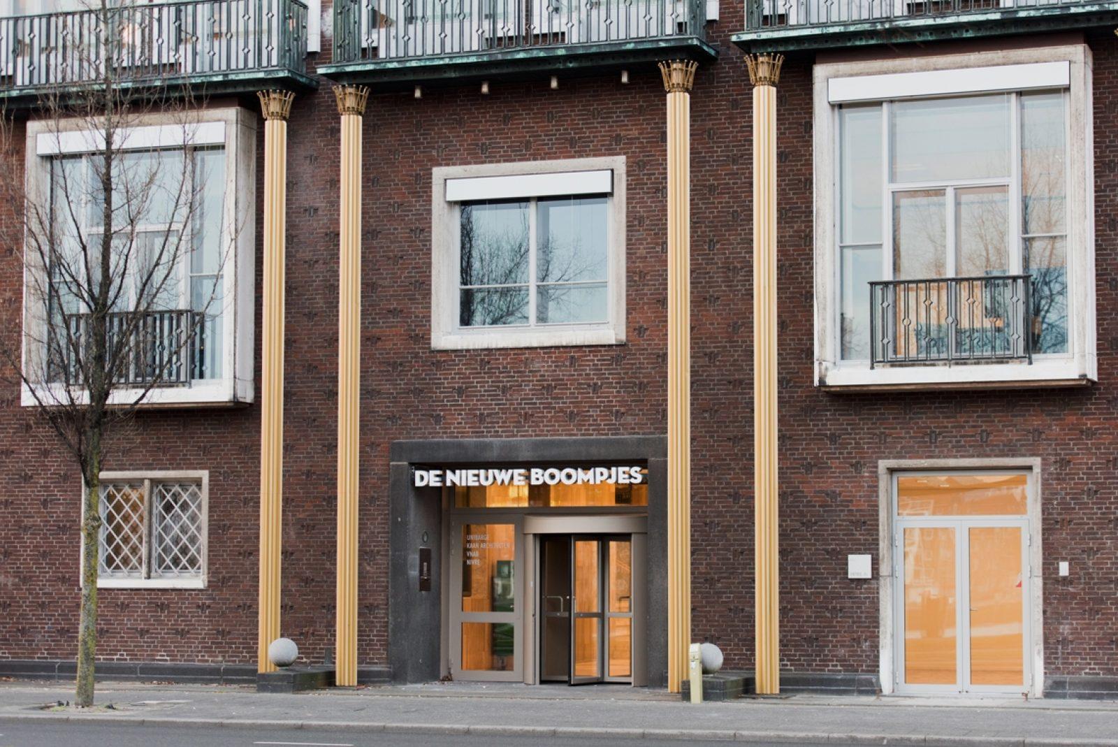 DNB Nieuwe Boompjes 0110 entree