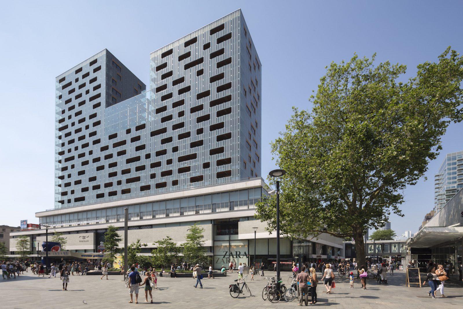 De Karel Doorman architect Ibelings van Tilburg architecten Fotograaf Ossip van Duivenbode