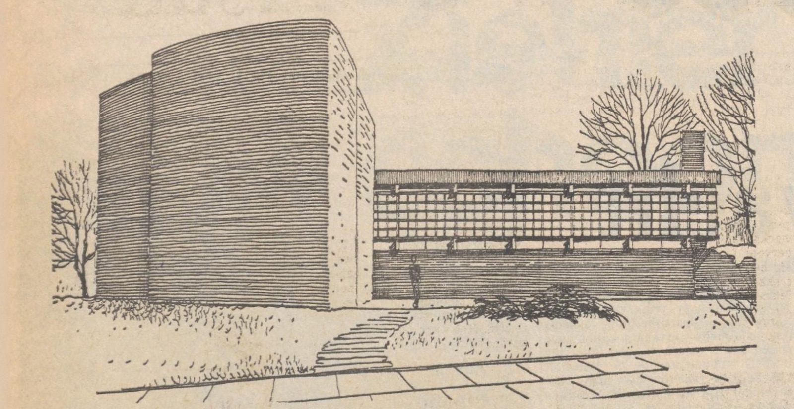 Deense kerk Trouw 1969 03 13