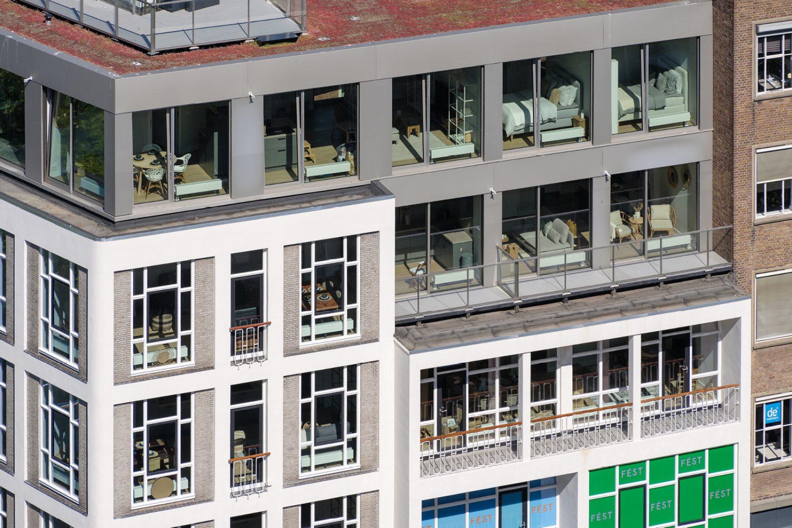 Delftsevaart appartement jade architecten rotterdam3