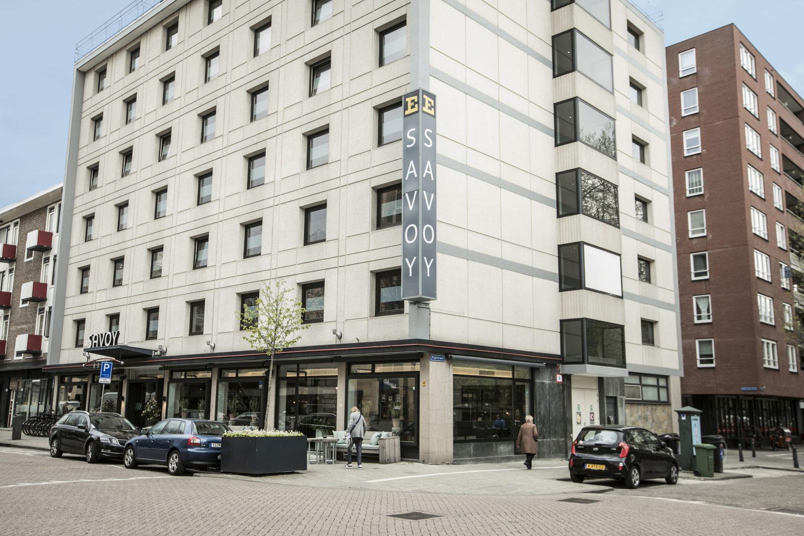 EH SAVOY HOTEL ROTTERDAM SUITE EXTERIEUR 1