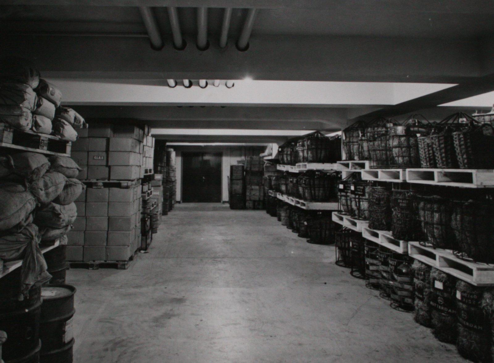 ICI Wijnhaven opslag goederen GM