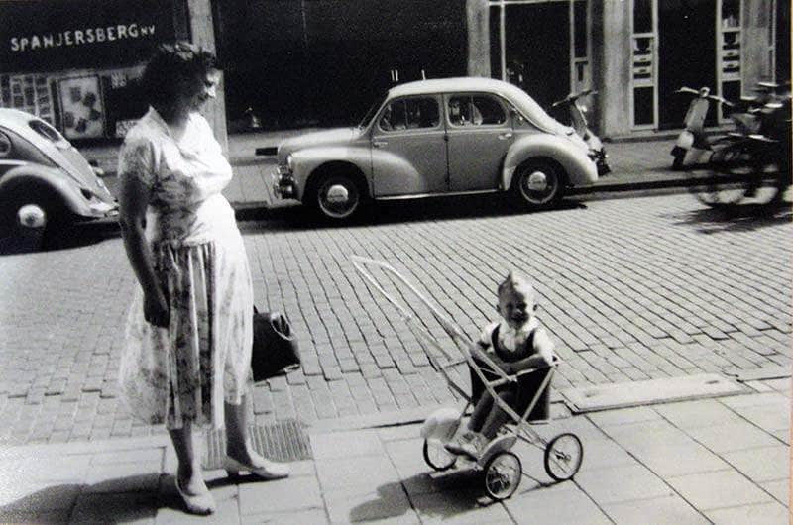 Jvd In De Hoogstraat Als Kind