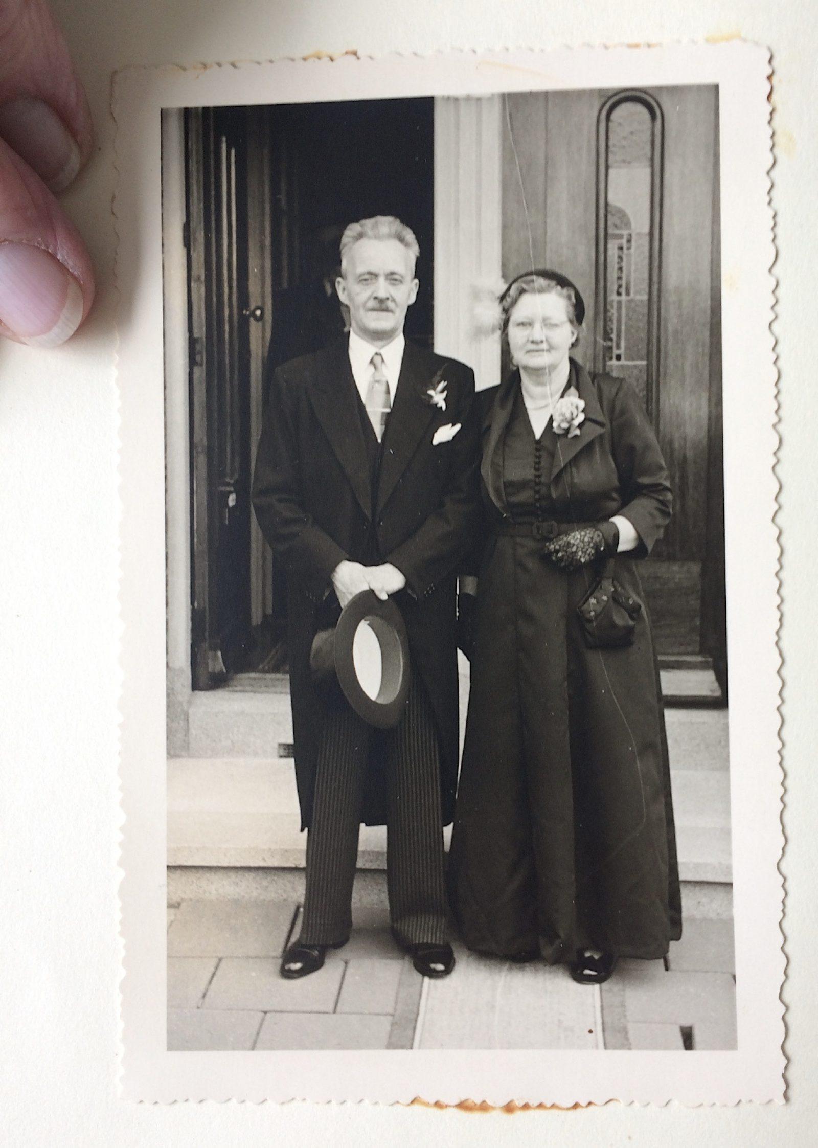 Ouders bruid Baljon