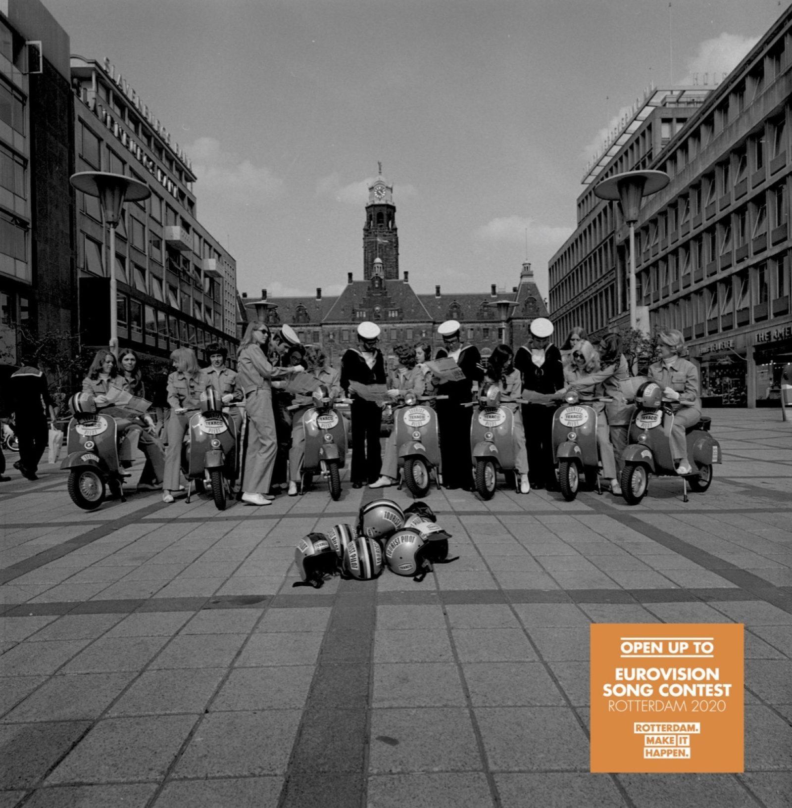 Rotterdam attractie expo LOGO