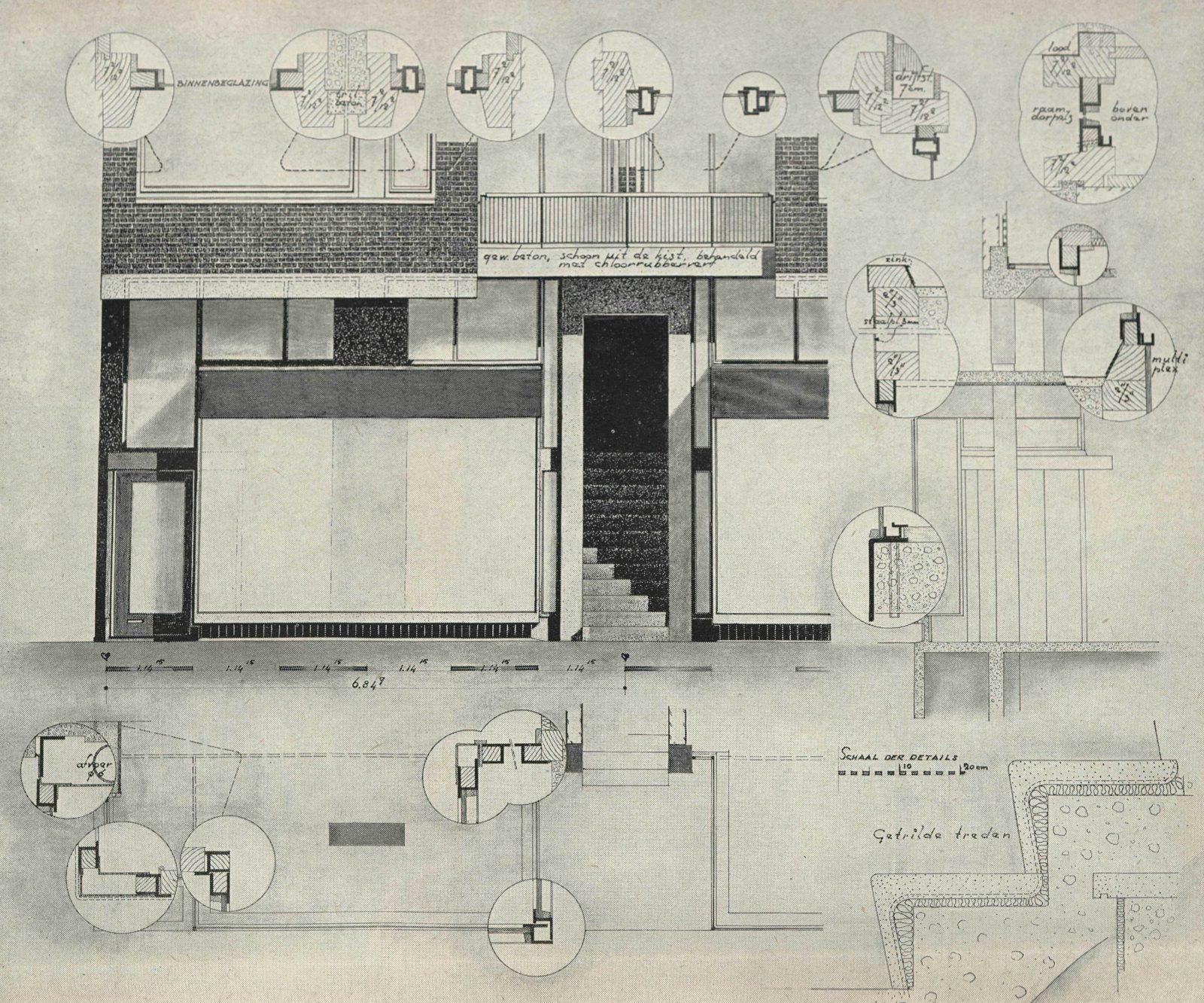 Schiedamsedijk-1-Bouw-1954