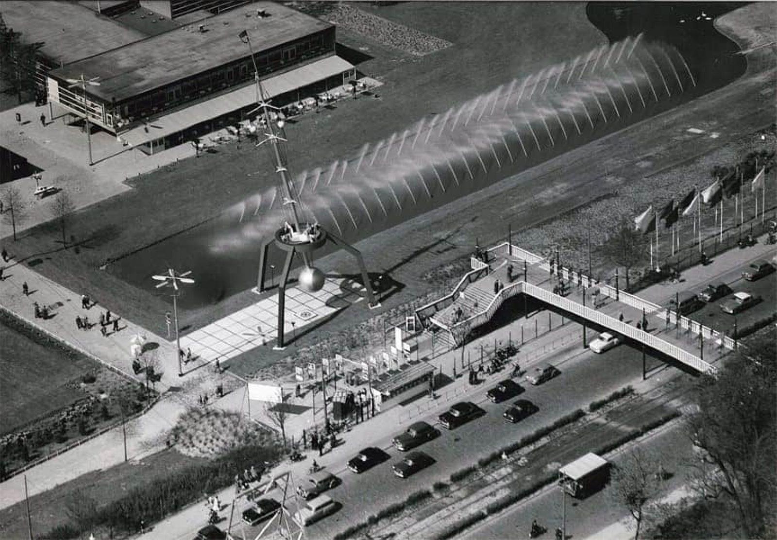 Broekbakema E55 Luchtfoto