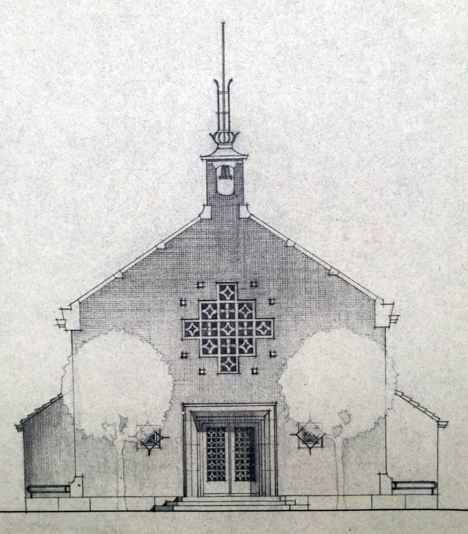 Ger-kerk-ontwerp