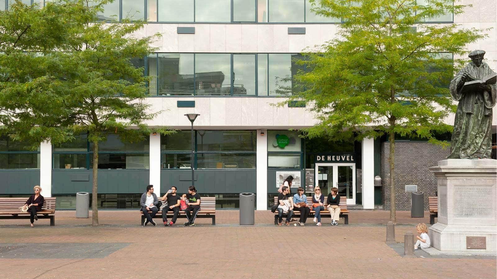 Heuvel Rotterdam 3