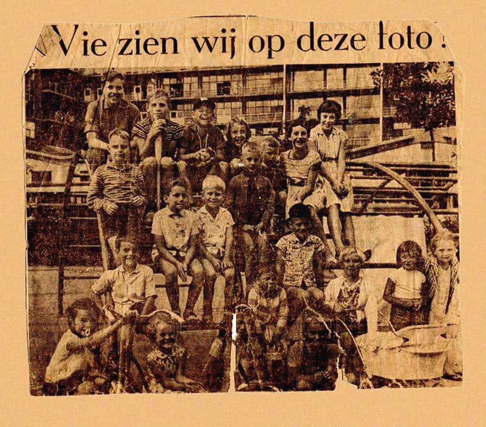 Knipsel Jan Van Dienst