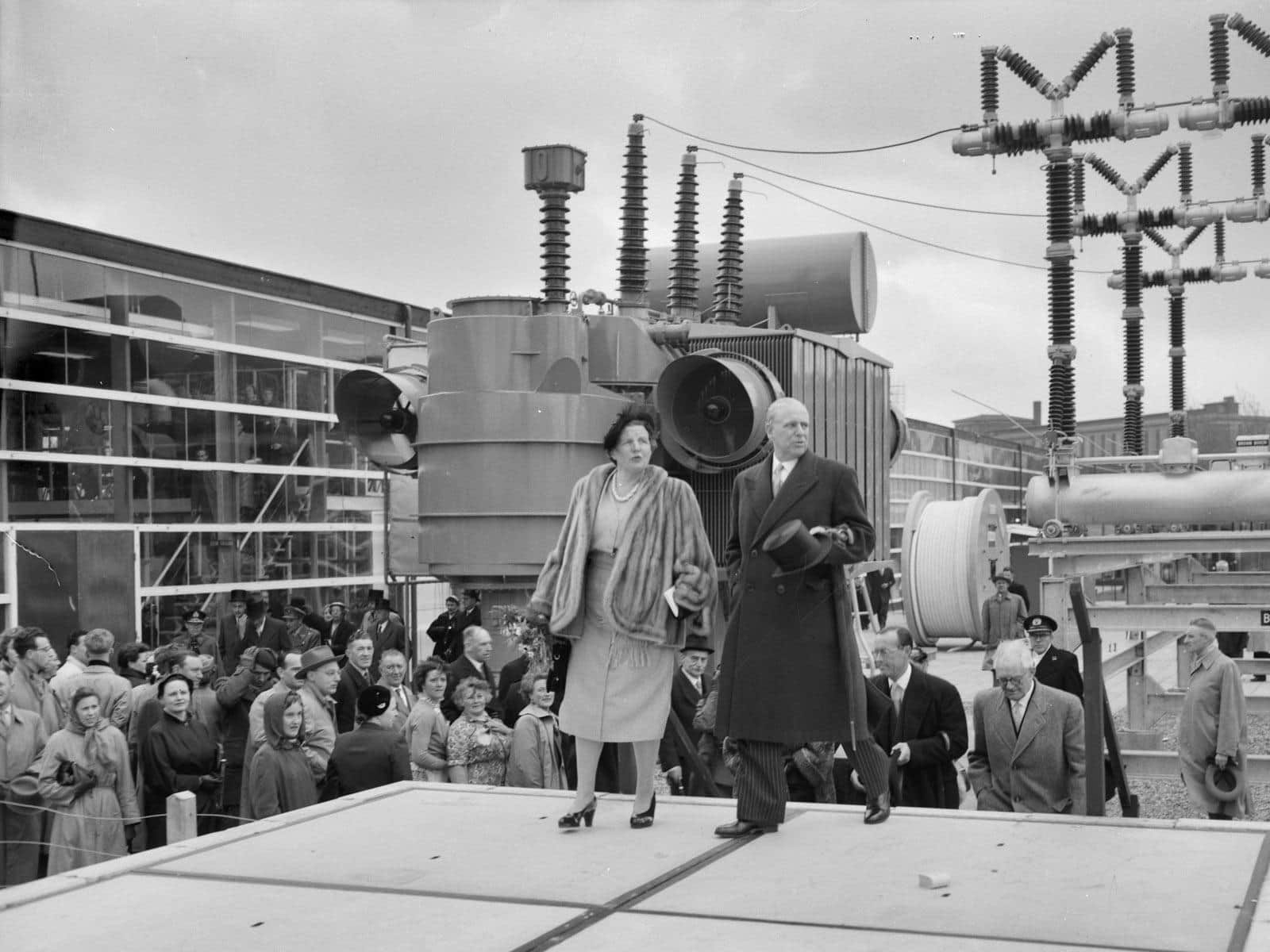 Nationaalarchief Rotterdame55 Opening
