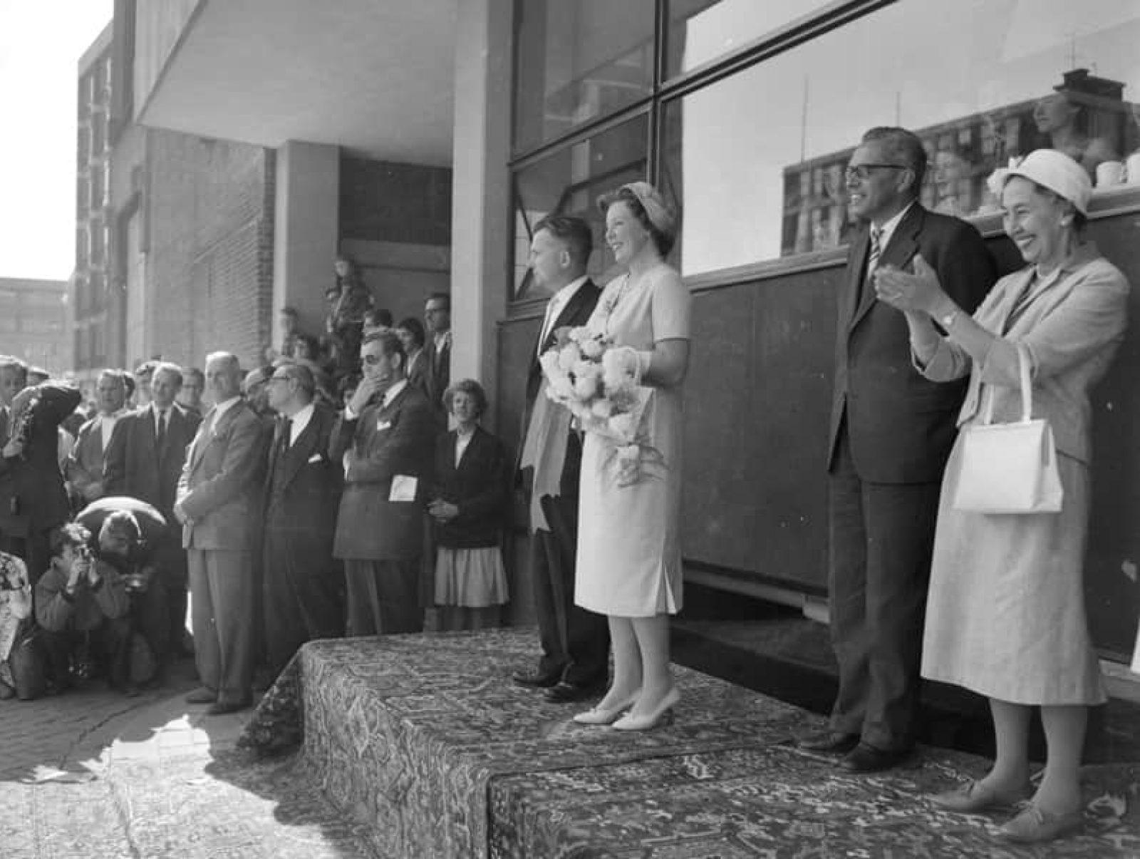 Nationaalarchief Heuvel Opening