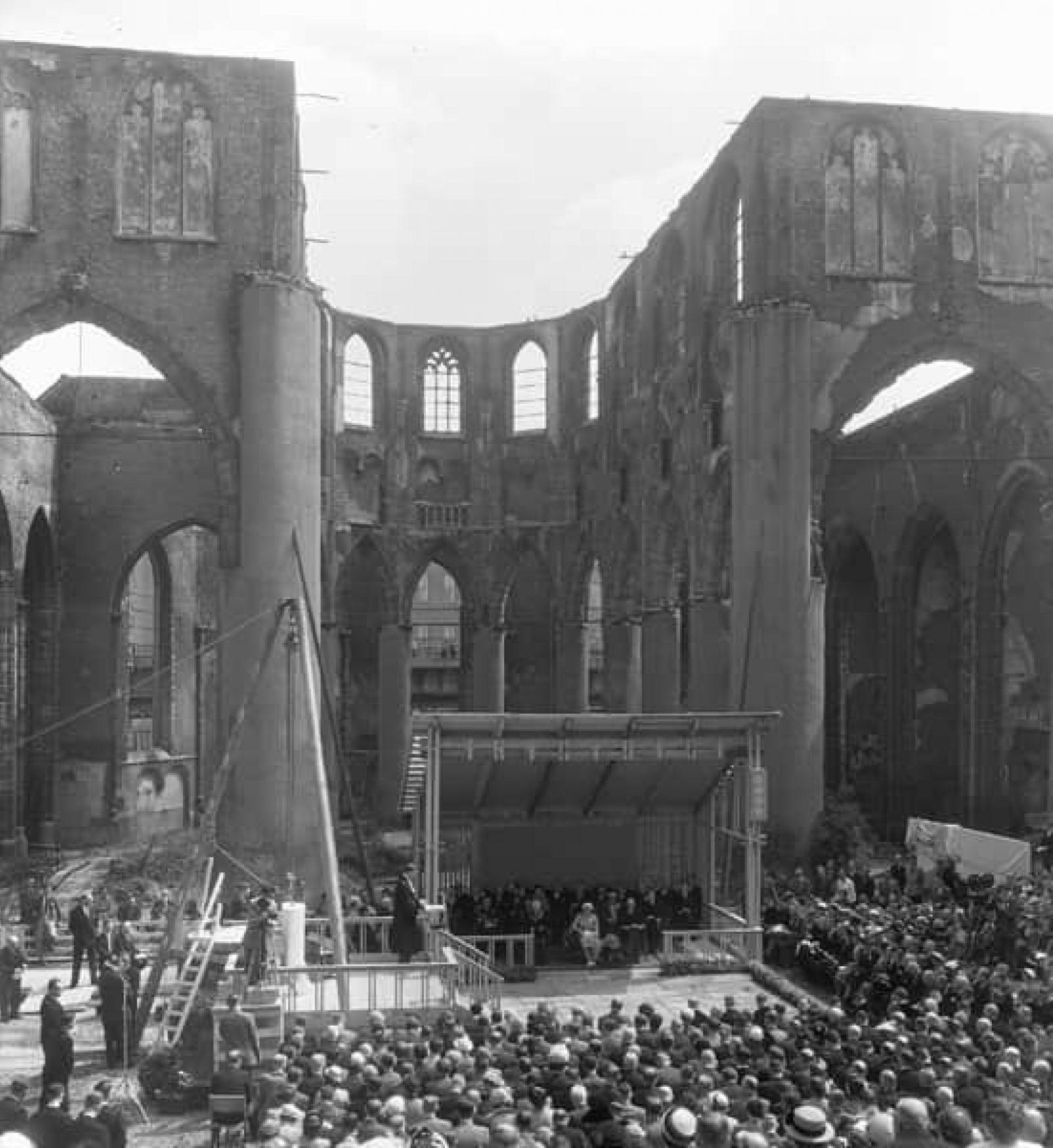 Nationaalarchief Laurenskerk Opening