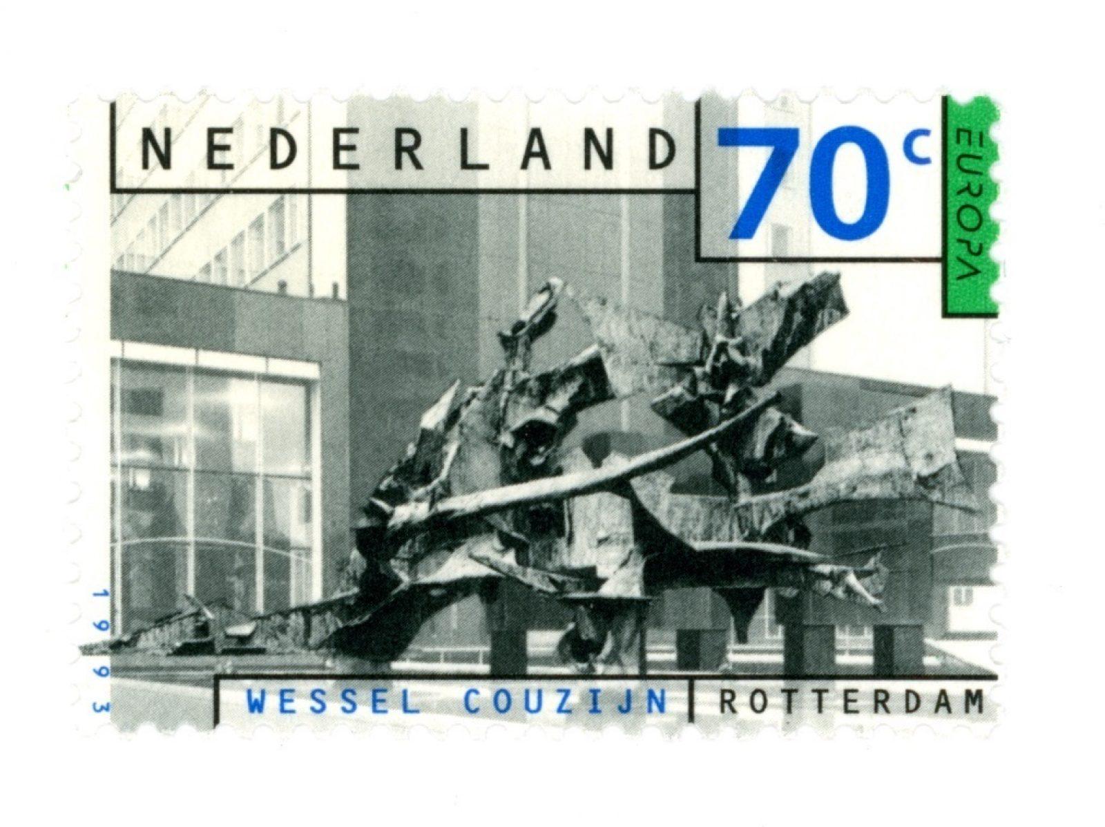 Postzegel couzijn1