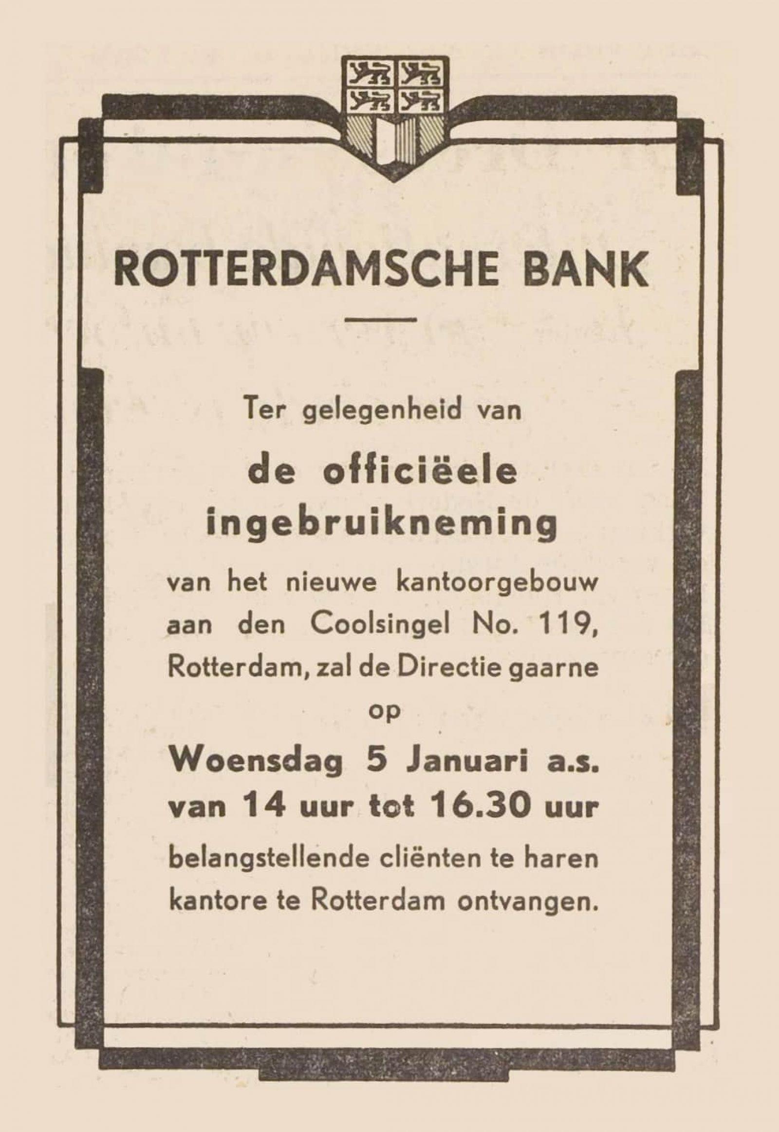 Rotterdamse Bank 3