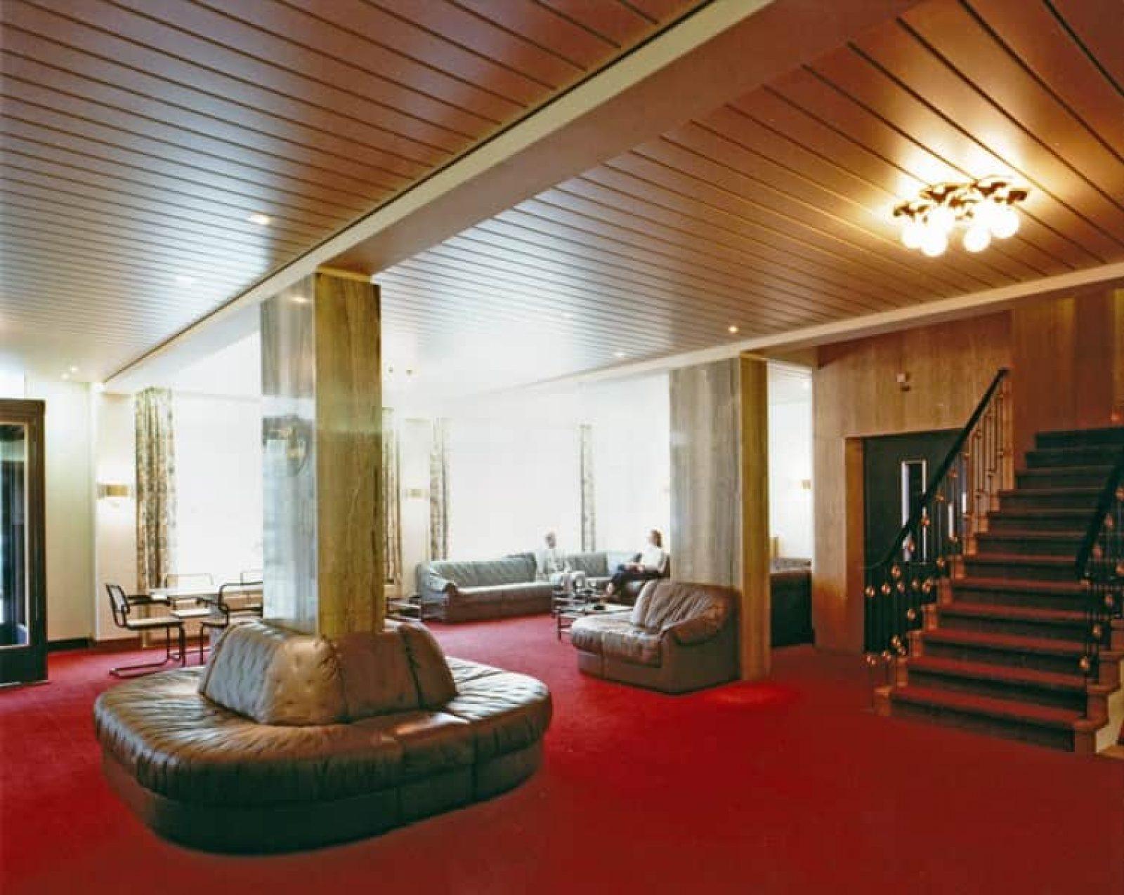 Savoy Lobby