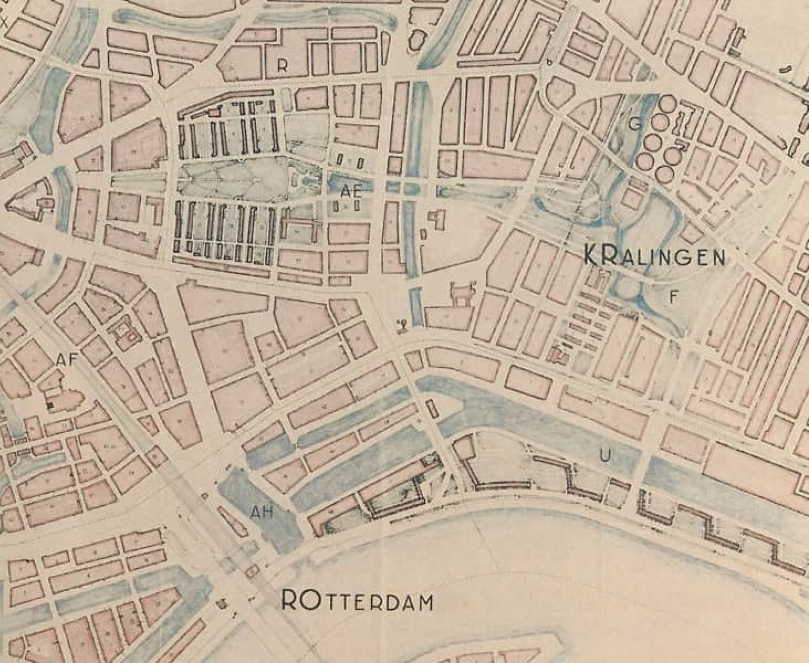 Stadsarchief Basisplan Kaart2