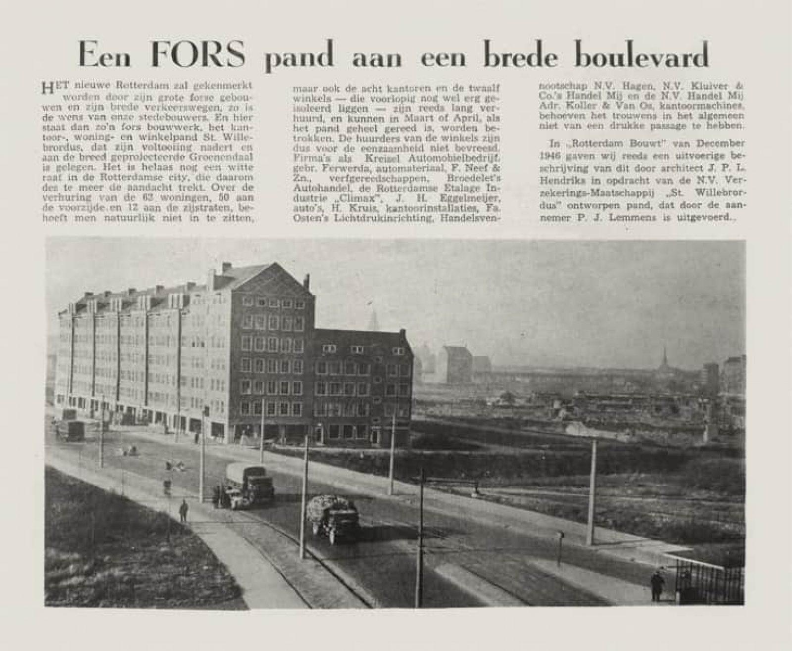 stadsarchief groenendaal artikel