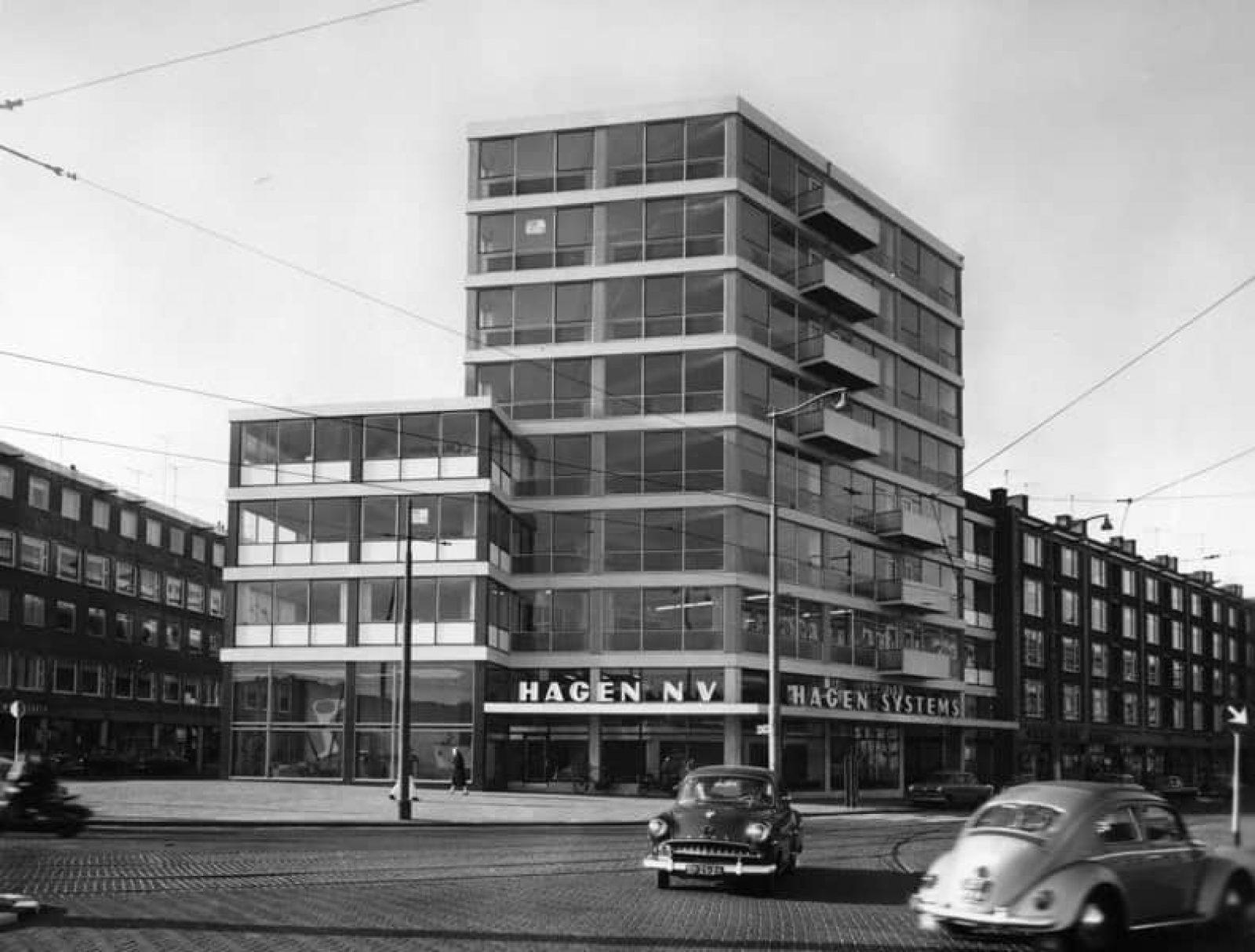 Stadsarchief Hoogkwartier Oostplein
