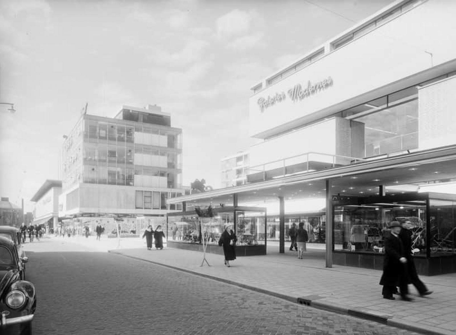 Stadsarchief Hoogstraat Winkelstraat