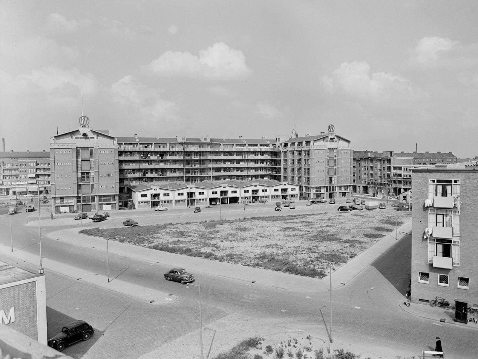 Stadsarchief Industriegebouw Exterieur