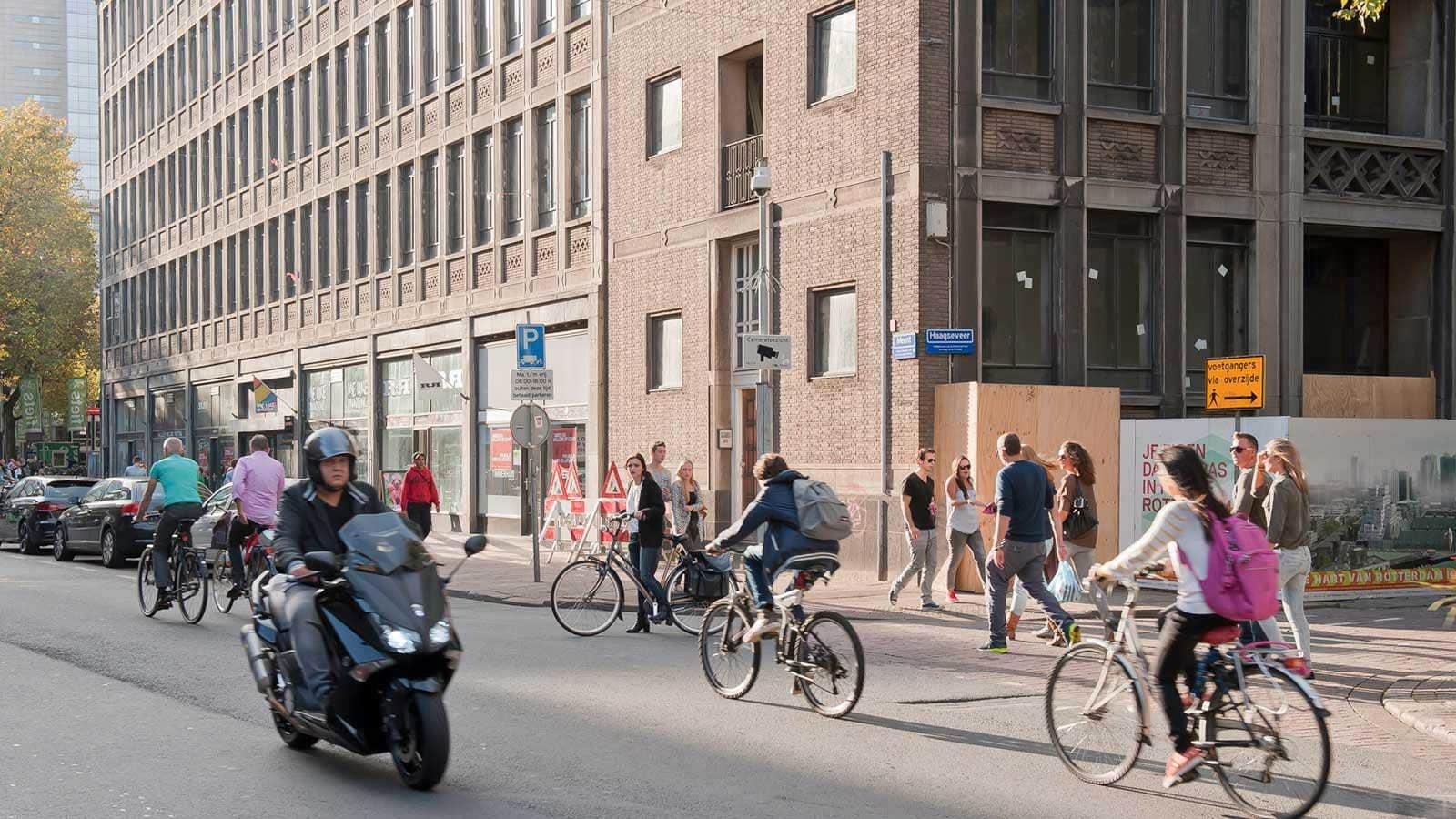 Stadstimmerhuis Rotterdam 1