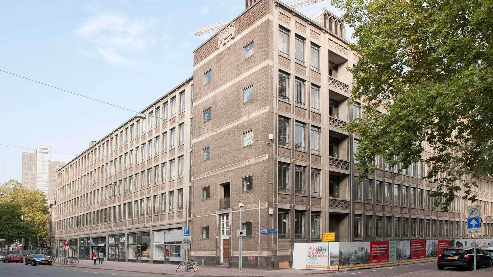 Stadstimmerhuis Rotterdam 5