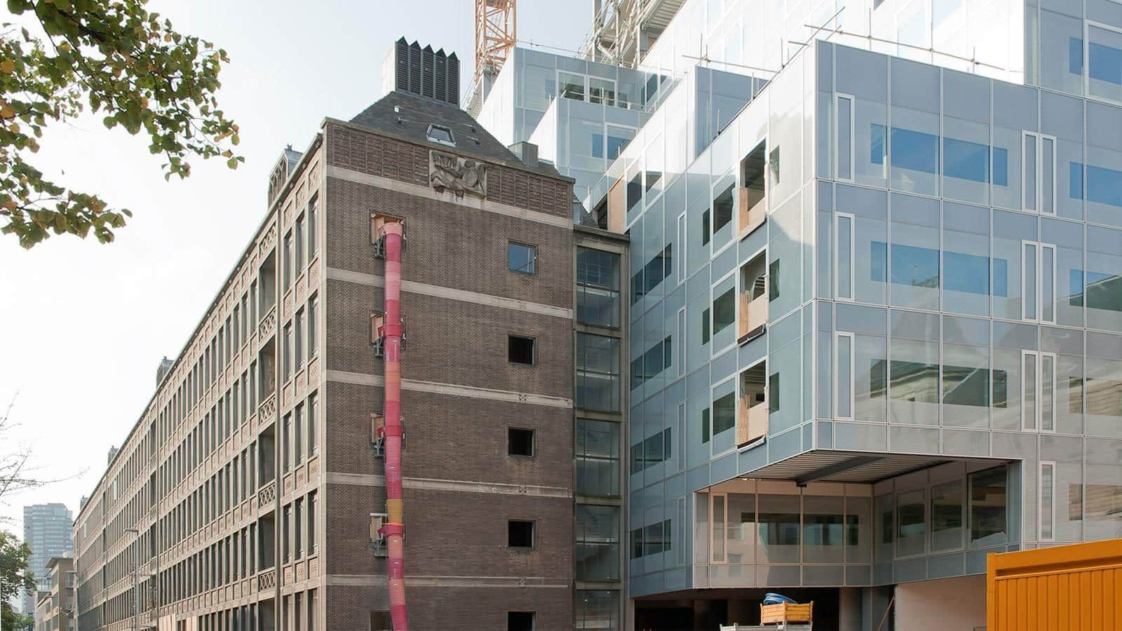 Stadstimmerhuis Rotterdam 8