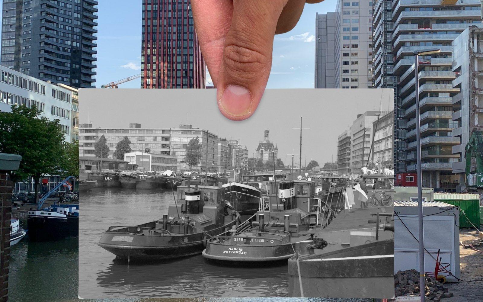 Bezoek de expositie Waterstad, Wederopbouw en Wonen