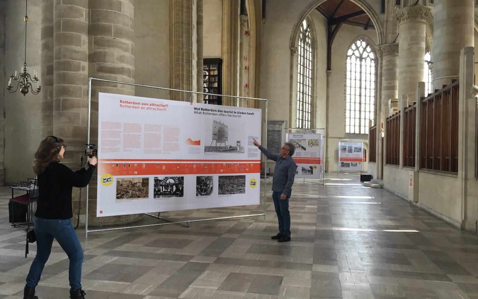 Rotterdam een attractie?! expositie en film