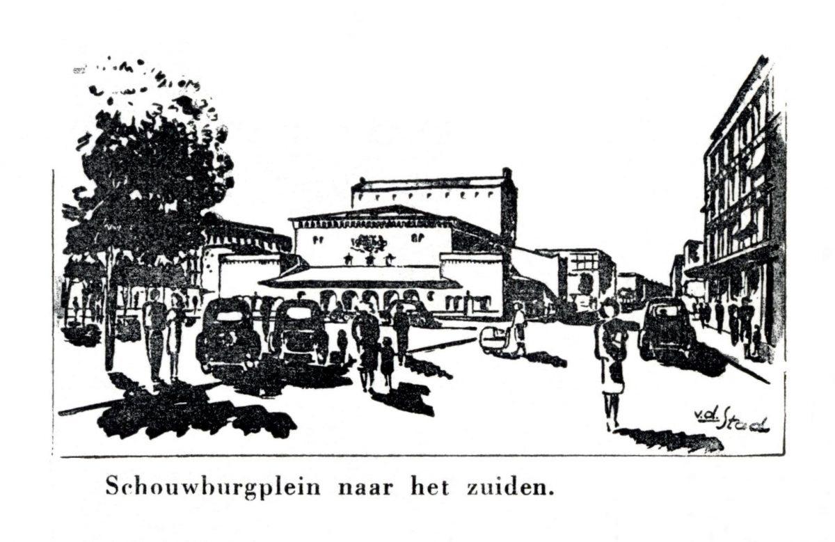 01 schouwburgplein 1946 bp1