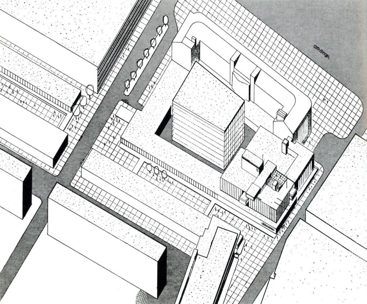13 klerk 1953 uitbreiding