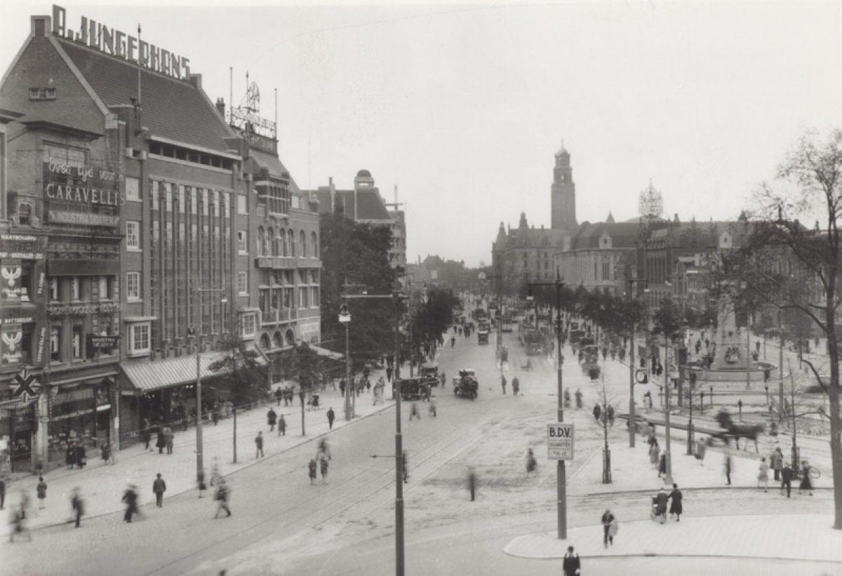 1935 Jungerhans Spanjersberg NL Rt SA 4029 PBK 1308 01