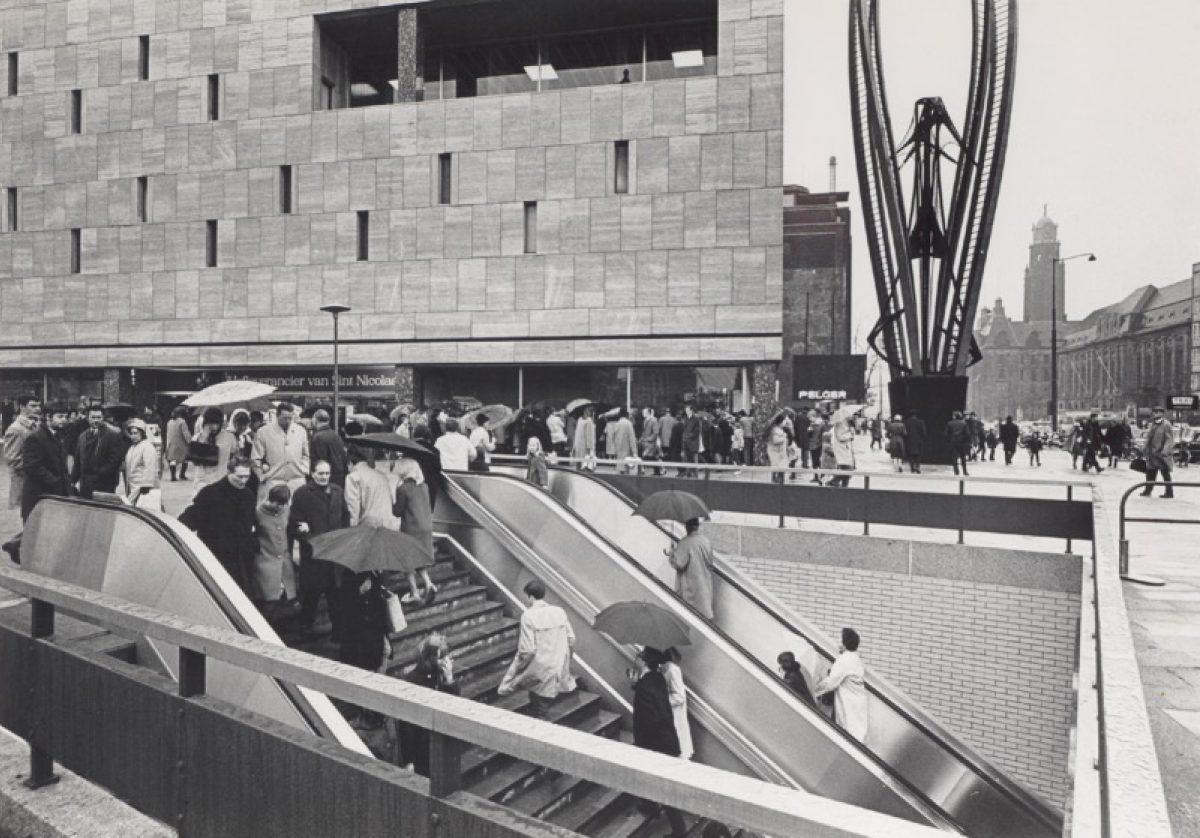 1967 Bijenkorf metro AG NL Rt SA 4202 1967 614 01